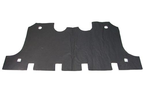 Mustang Rear Seat To Trunk Sound Deadener (79-93) Coupe