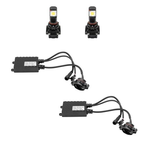 2007-14 Mustang GT500 Fog light LED bulb kit - 2007-14 Mustang GT500 Fog light LED bulb kit