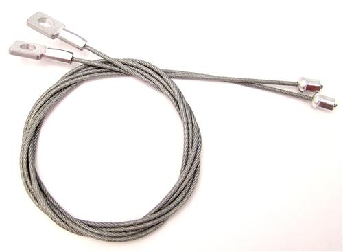 Mustang Convertible Top Tension Cables (83-88)