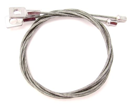 Mustang Convertible Top Tension Cables (89-90)