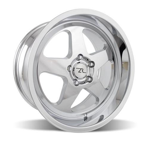 1994-04 Mustang Saleen SC Wheels 18x10 Chrome - Picture of 1994-04 Mustang Saleen SC Wheels 18x10 Chrome