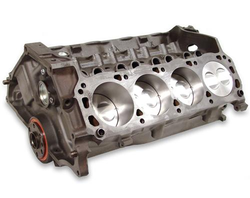 79-95 MUSTANG 5.0L 302 ECONOMY SHORT BLOCK, ACCEPTS ROLLER CAM