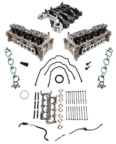 Ford Racing Mustang 2V PI Head Swap Kit (96-98) - Ford Racing Mustang 2V PI Head Swap Kit (96-98)
