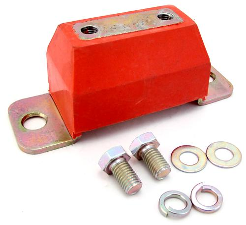 Mustang Urethane Transmission Mount Red (79-98)