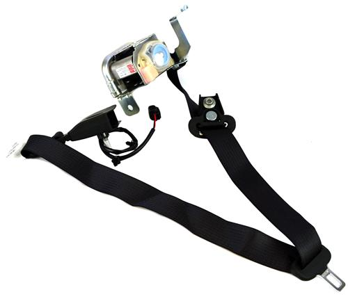 Mustang Front Seat Belt Assembly - RH (05-07) Convertible