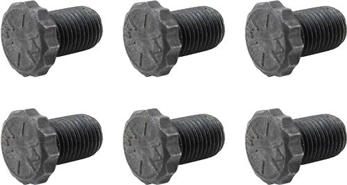 Ford Racing Mustang 6pc AOD Flexplate Bolt Kit (79-95) M-6379-B