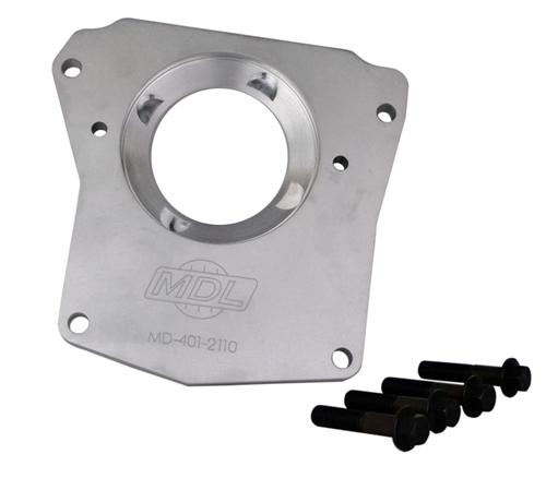 1983-93 Mustang T-5 Bellhousing Adapter Plate, - picture of