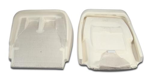 Mustang Front Seat Foam For Standard Low Back Seats Sold As Each (79-80)