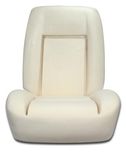 Mustang Seat Foam for Standard Seats Sold as Each (83-93)
