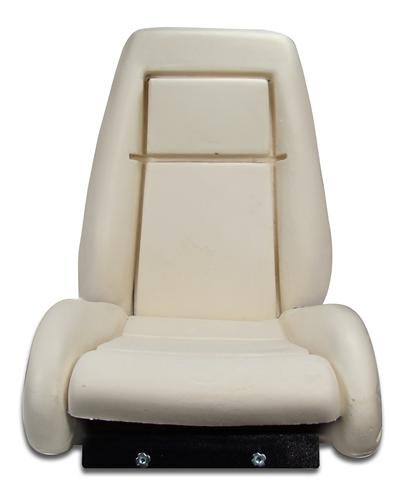 Mustang Seat Foam Sport Seats With Knee Bolster (90-91)