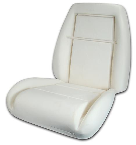 Mustang Seat Foam For Sport Seats Without Knee Bolster (92-93)