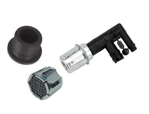 Mustang PCV Valve Kit with Screen, Grommet, And Pcv Valve (86-95) 5.0 - Picture of Mustang PCV Valve Kit with Screen, Grommet, And Pcv Valve (86-95) 5.0