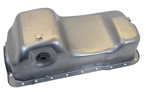 Mustang Oil Pan, Accepts Low Oil Level Sensor (79-95) 5.0