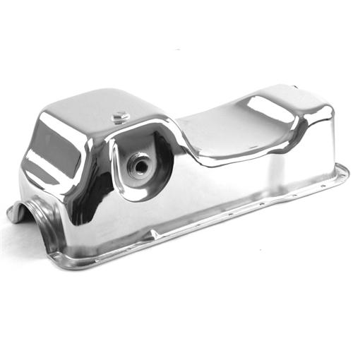 83-95 CHROME OIL PAN FOR 5.0L