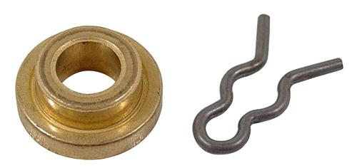Mustang AOD Brass Tv Cable Bushing Kit (87-93)