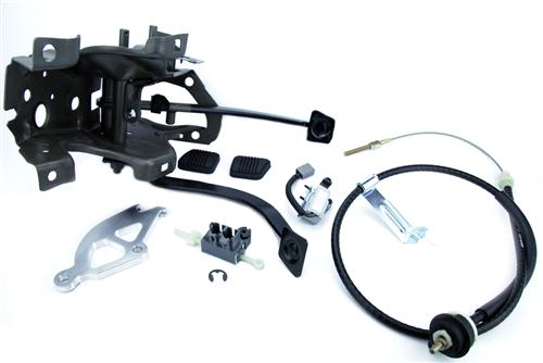 1979-1993 Mustang Manual Transmission swap Kit