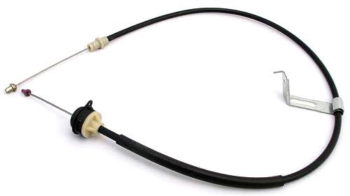 1996-04 Mustang 4.6L 2V/4V Stock Replacement Clutch Cable