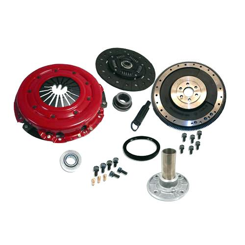 Ram Mustang Hdx Clutch Master Replacement Kit (82-93) 5.0