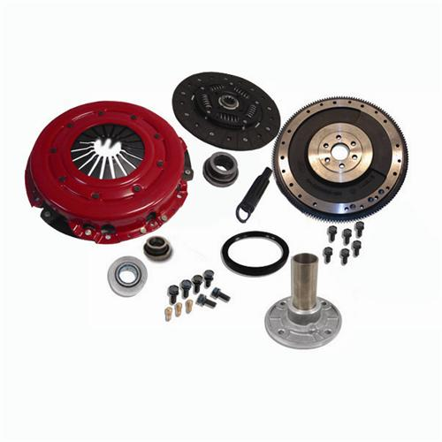 Ram HDX 5.0L Mustang Master Clutch Replacement Kit (82-93)