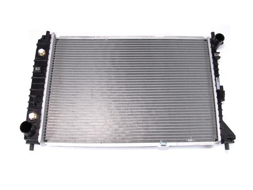 Mustang Stock Replacment Radiator Will Not Fit 03-04 Cobra (97-04) 4.6 2V/4V