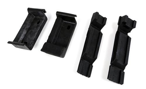 79-93 MUSTANG RADIATOR INSULATOR SET