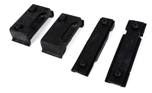 Mustang Radiator Insulator Set (79-93)