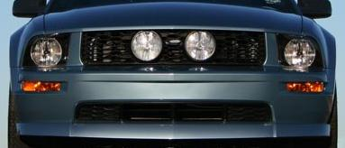 Mustang Eleanor Style Front Grille Include Wire Extensions (05-09) GT