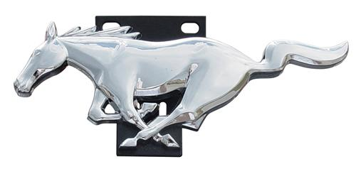 94-04 MUSTANG PONY GRILLE EMBLEM WITH BRACKET