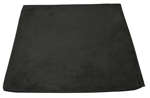 Mustang Black Suede Hatchback Headliner (85-92)