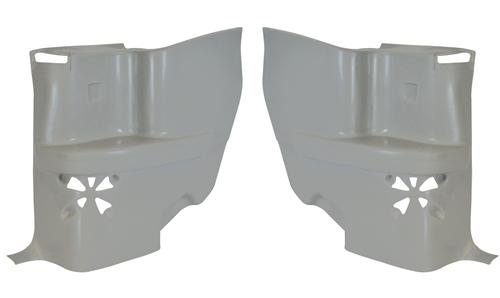 Mustang Interior Quarter Panels (87-89) Convertible