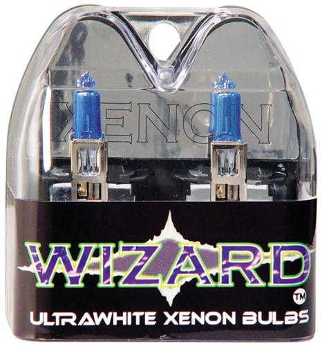 Mustang Ultra White Headlight Bulbs (87-93)