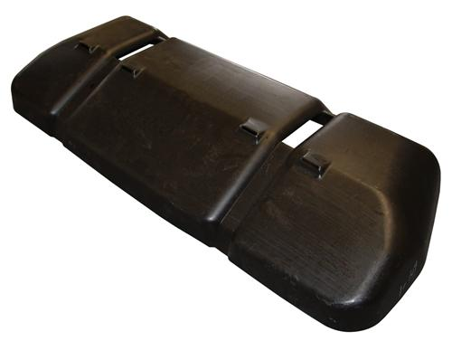 Mustang Fuel Tank Shield (81-04)