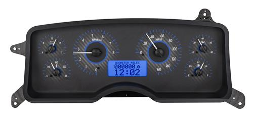 1990-93 Ford Mustang Digital Instrument Cluster
