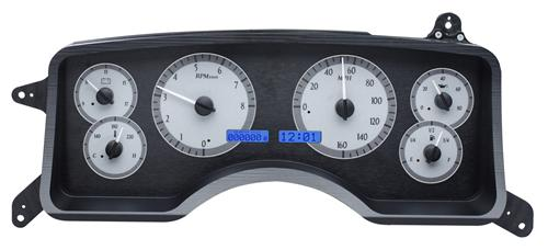 1990-93 Ford Mustang Digital Instrument Cluster - Picture of 1990-93 Ford Mustang Digital Instrument Cluster