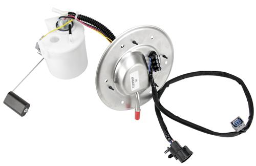 01-04 MUSTANG GT 4.6L 255 LPH WALBRO FUEL PUMP MODULE   Also fits 01 Cobra and 03-04 MACH 1 Applications  Can be used in 1999-2004 V6 applications