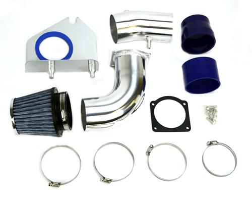 SVE Mustang Cold Air Intake Kit Polished (94-95) GT-Cobra