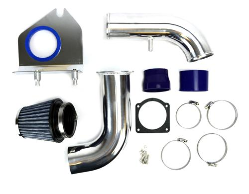 Mustang Economy Cold Air Intake Kit Polished (94-98) V6
