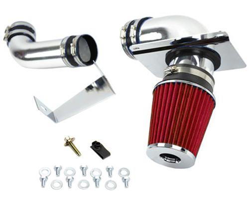 SVE Mustang Cold Air Intake Kit Polished (89-93) 5.0 - SVE Mustang Cold Air Intake Kit Polished (89-93) 5.0