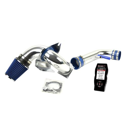 SVE Mustang Cold Air Intake Kit w/ SCT Powerflash SF3 Tuner Kit (96-04) GT 4.6   - SVE Mustang Cold Air Intake Kit w/ SCT Powerflash SF3 Tuner Kit (96-04) GT 4.6