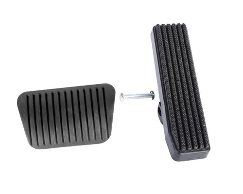1981-93 Mustang Pedal Pad kit for Automatic Transmission