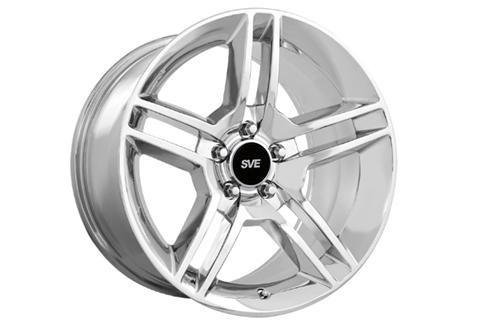 SVE Mustang GT500 Wheel - 19x8.5 Chrome (05-14)