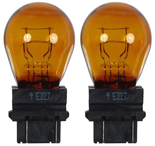 90-04 MUSTANG AMBER PARK LIGHT BULBS