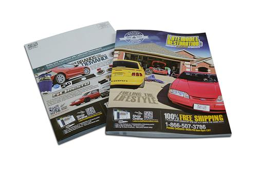 Free 1979-2004 Mustang Catalog Volume 11 Master Edition