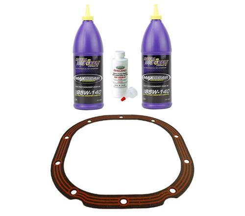 "Mustang 8.8"" Rear Differential Fluid & Seal Kit (05-14) - Picture of Mustang 8.8"" Rear Differential Fluid & Seal Kit (05-14)"