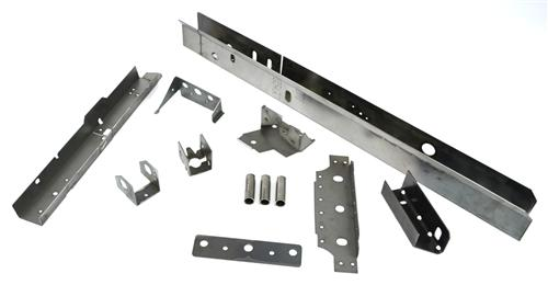Mustang OE Style Frame Rail, LH (79-93)