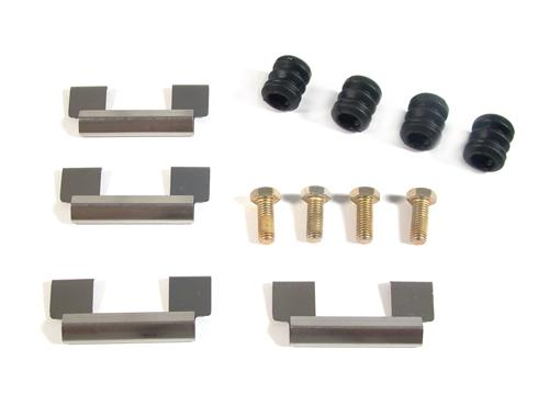 Mustang Rear Disc Brake Hardware Kit (1993) Cobra
