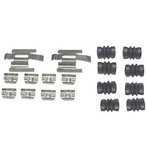 Mustang Rear Disc Brake Hardware Kit (94-04)