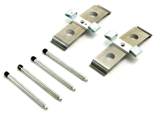 Mustang Brembo Front Disc Brake Hardware Kit (07-14) - Mustang Brembo Front Disc Brake Hardware Kit (07-14)