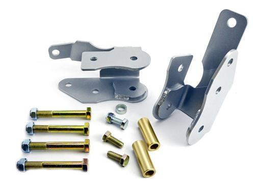 2005-14 Mustang Coupe Whiteline Performance Lower Control Arm Relocation Brackets.  Http://Www.Whiteline.Com.Au/Product_Detail4.Php?Part_Number=Kbr37