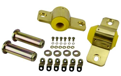 2005-10 Mustang Whiteline Front Adjustable Anti-Dive/Caster Correction Kit.  Http://Www.Whiteline.Com.Au/Product_Detail4.Php?Part_Number=Kca433